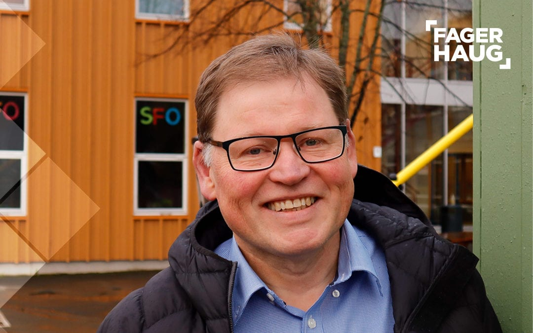 Vi tar en prat med: Olav Teigen