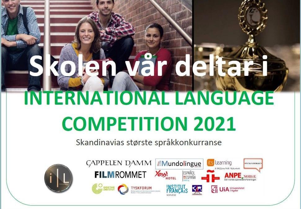 Skandinavias største språkkonkurranse